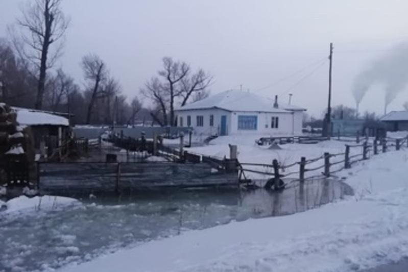 Спасатели готовятся к эвакуации населения в Семее из-за повышения уровня воды на Иртыше