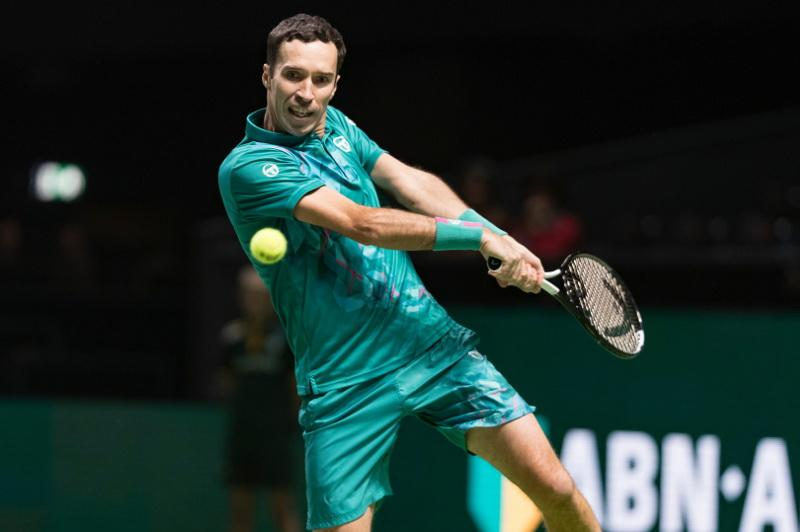 Kazakhstani Kukushkin down in ATP rankings