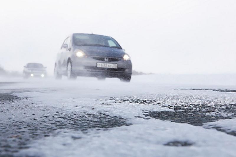 Дороги закрыли в пяти районах Северо-Казахстанской области