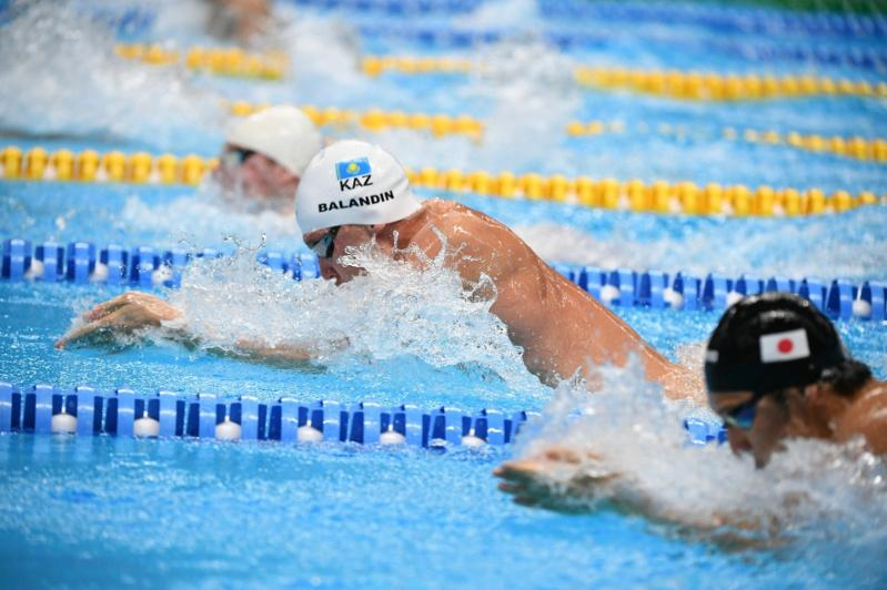哈萨克斯坦奥运冠军将参加冠军游泳系列赛深圳站比赛