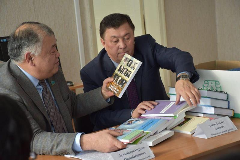 Majilis deputies meet with residents of Karaganda region