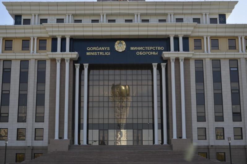 Минобороны РК представило поправки в законодательство по вопросам военного положения
