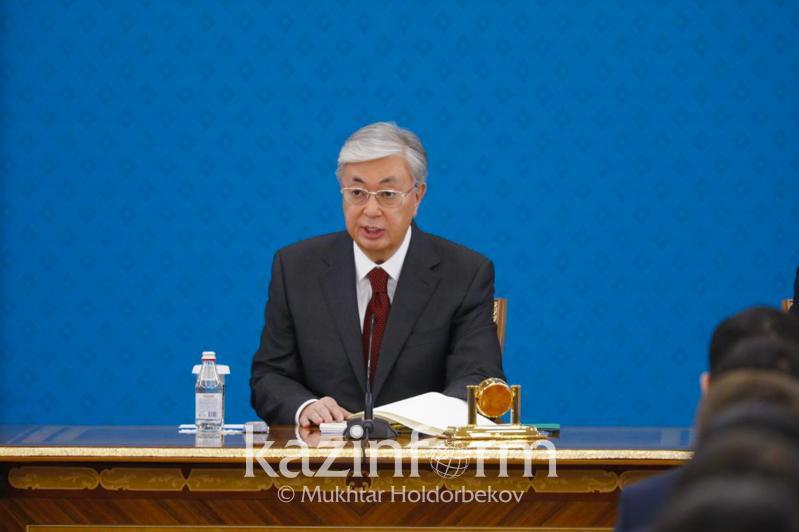 Президент РК обозначил принципы, востребованные в системе госуправления