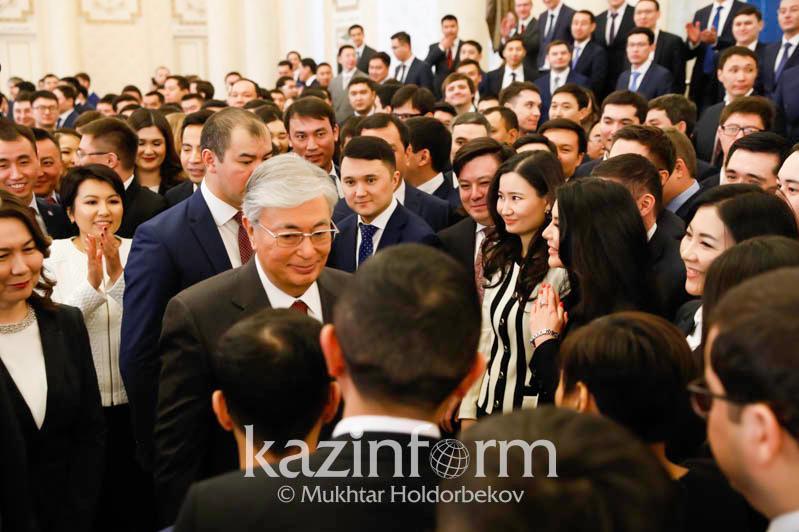Наша молодежь должна быть готова к новому этапу развития государства – Президент РК