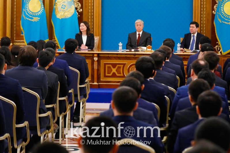 Kazakh President specifies principles essential for public administration system