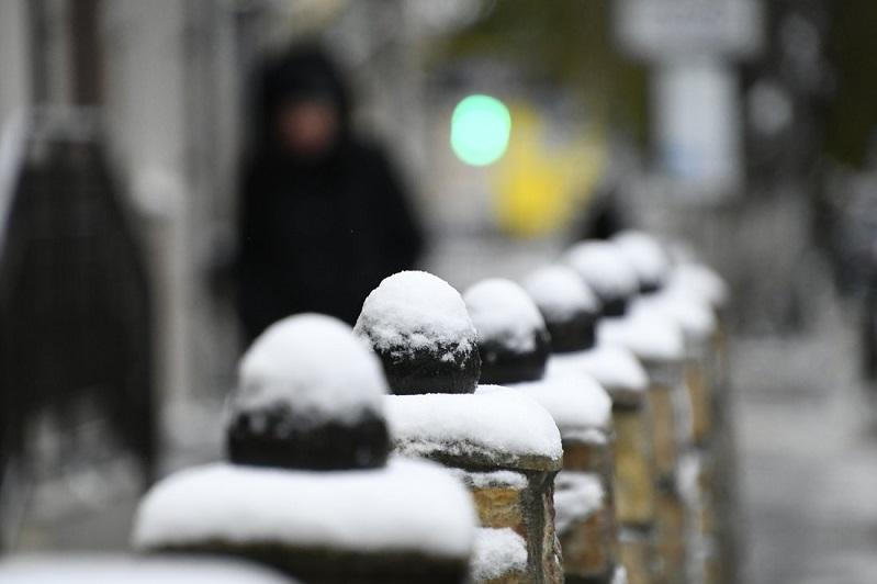Температура выше нормы сохранится на севере Казахстана 16-18 января