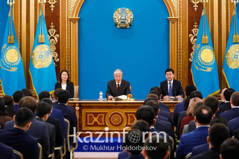 Полный текст выступления Главы государства на встрече с представителями Президентского кадрового резерва