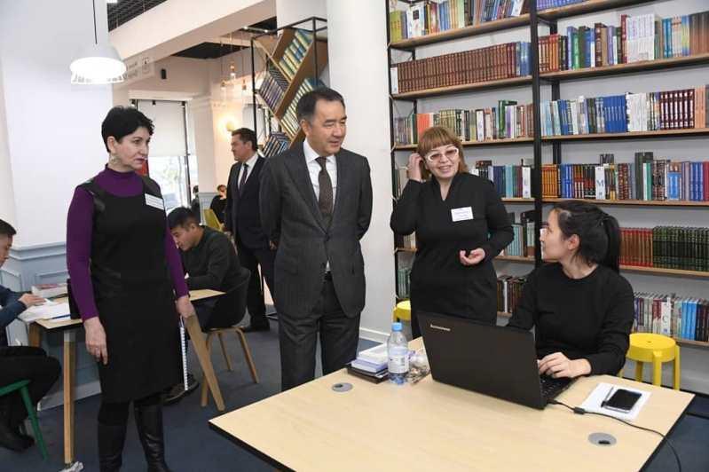 Библиотеки нового формата откроют в Алматы