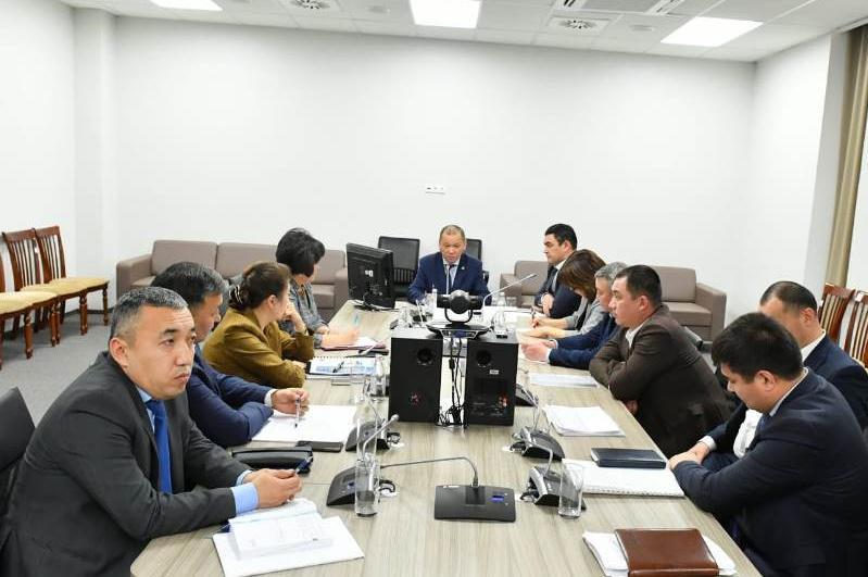 Глава Минтруда разъяснил новые механизмы оказания АСП в Туркестанской области