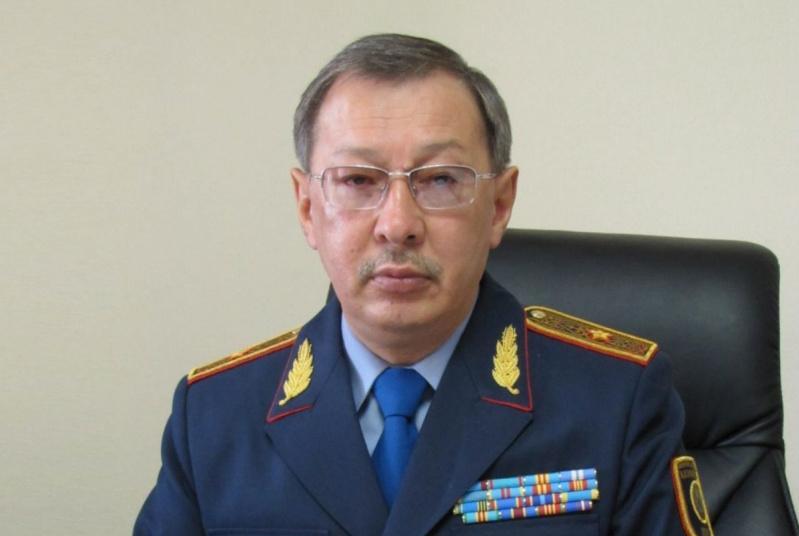 Рашид Жакупов освобожден от должности замминистра внутренних дел РК