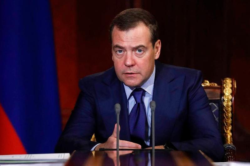 Правительство России подало в отставку
