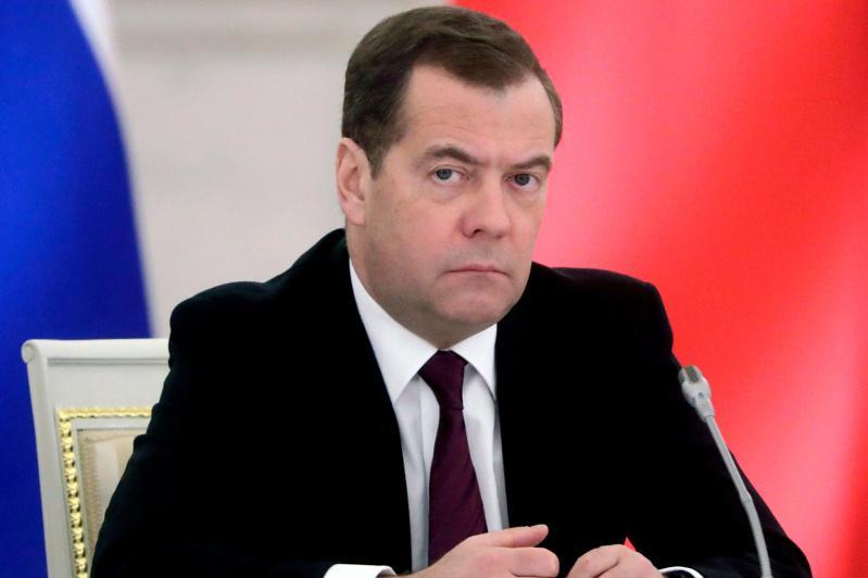 Кандидатуру Дмитрия Медведева предложили на новую должность в Совбезе