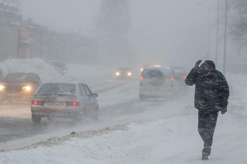 Туман, гололед и метель ожидаются в Казахстане 16 января