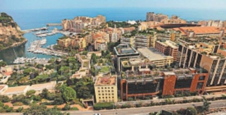 6 гектаров земли отвоюет у Средиземного моря Монако
