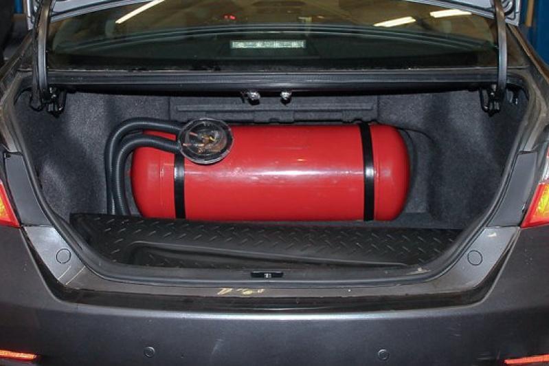 Сколько павлодарских водителей могут перевести свой автомобиль на газ