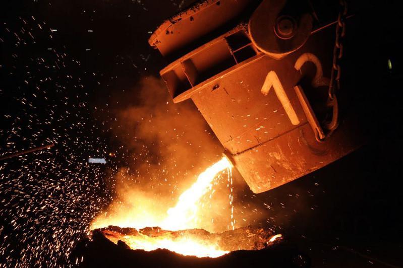 Производство ферросплавов выросло в Казахстане