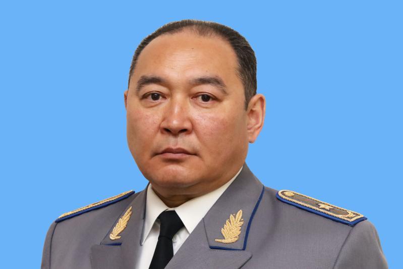 Азимхан Джусипов освобожден от должности заместителя начальника Службы государственной охраны РК