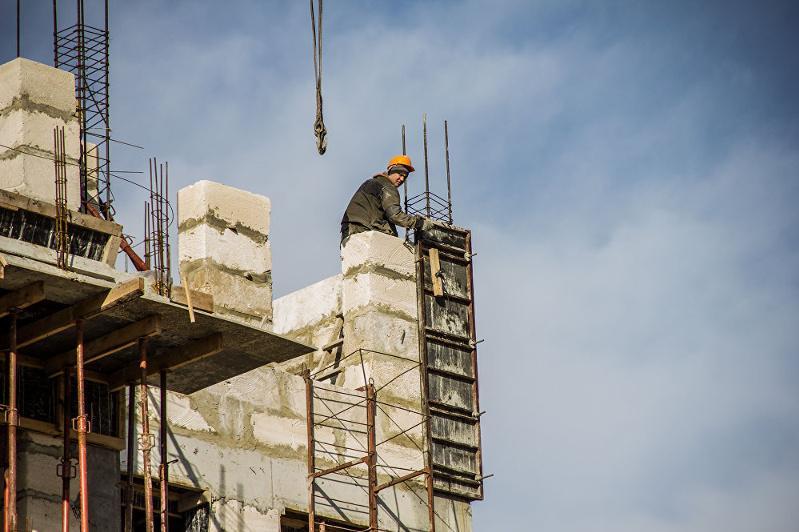 Ақтауда заңсыз салынған 20 тұрғын үйдің құрылысы тоқтап тұр