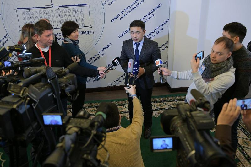 Павлодар облысы әкімдігінің басшылығы қалыпты режімде жұмыс істеп жатыр – баспасөз қызметі
