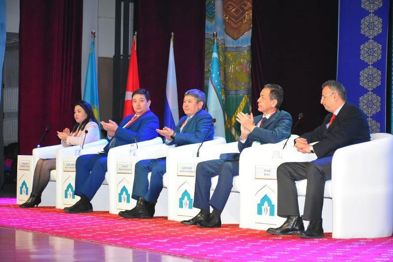 Международная научно-практическая конференция по досудебному производству проходит в Туркестане