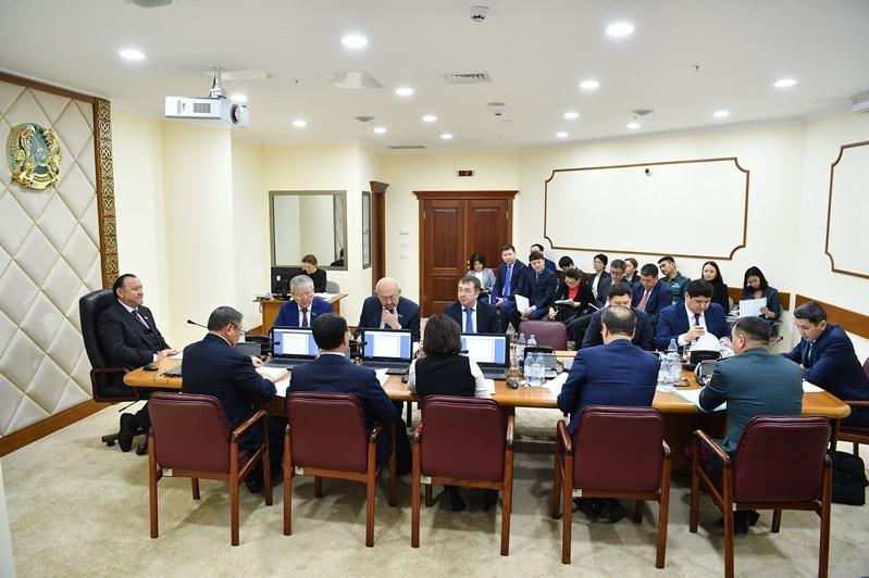 «Бәйтерек» ғарыш кешенiн құру: Сенатта Ресеймен келісімнің шарттары қаралды