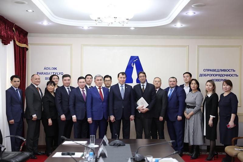 Исполнительный секретарь ГРЕКО впечатлен цифровизацией госорганов в Казахстане