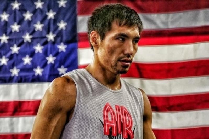 职业拳击:阿里木汗吾勒团队宣布3月份重返拳台