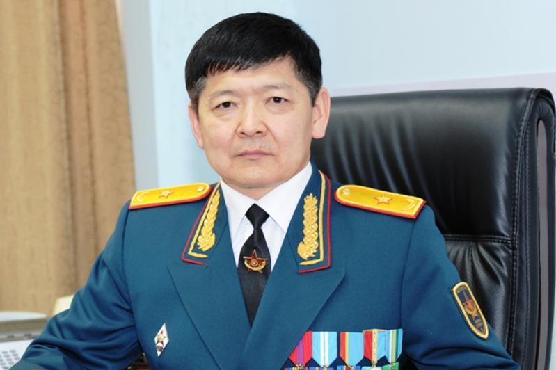 Назначен новый замначальника Службы госохраны РК