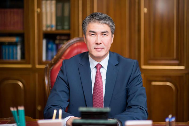 伊谢克舍夫出任总统助理兼安全会议秘书