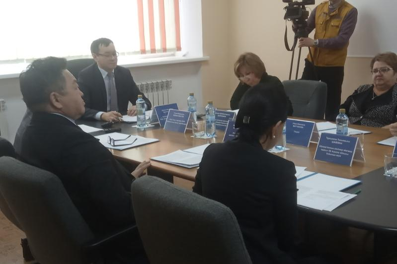 Акима района наказали за корпоратив в Акмолинской области
