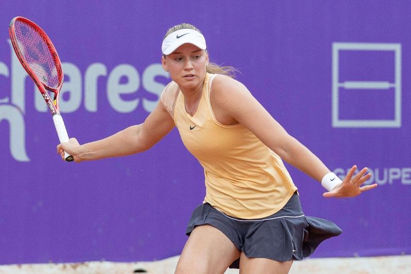 Kazakhstani Rybakina advances to semifinals at Hobart International