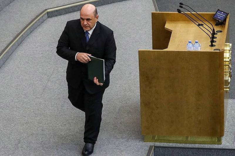 普京签署法令任命米舒斯京为俄新总理