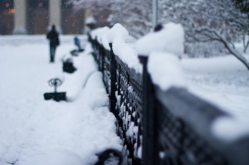 На Крещение сильных морозов не ожидается – Казгидромет