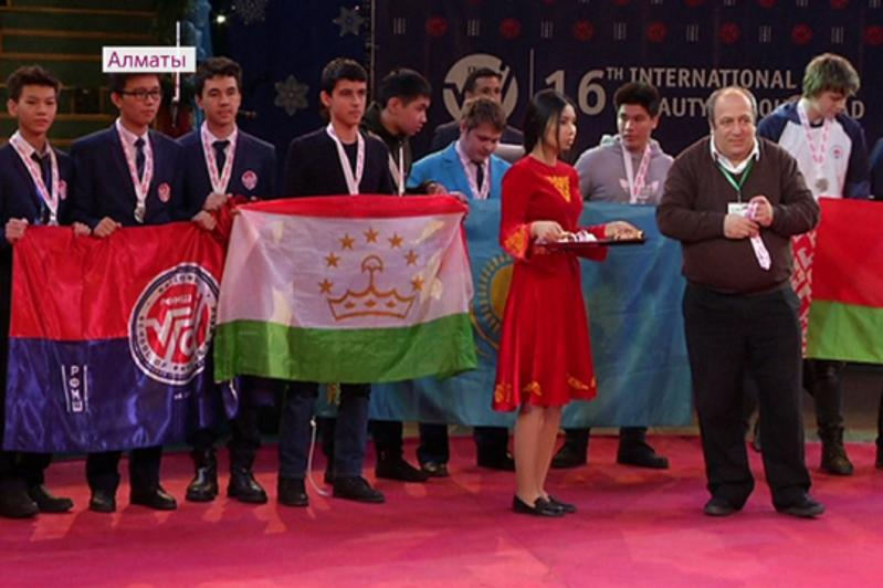 Belarus wins 23 medals at Zhautykov Olympiad in Kazakhstan