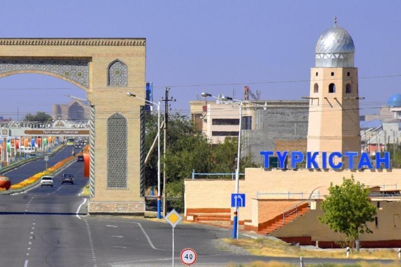 突厥斯坦古城的历史或许可以追溯到2800年前