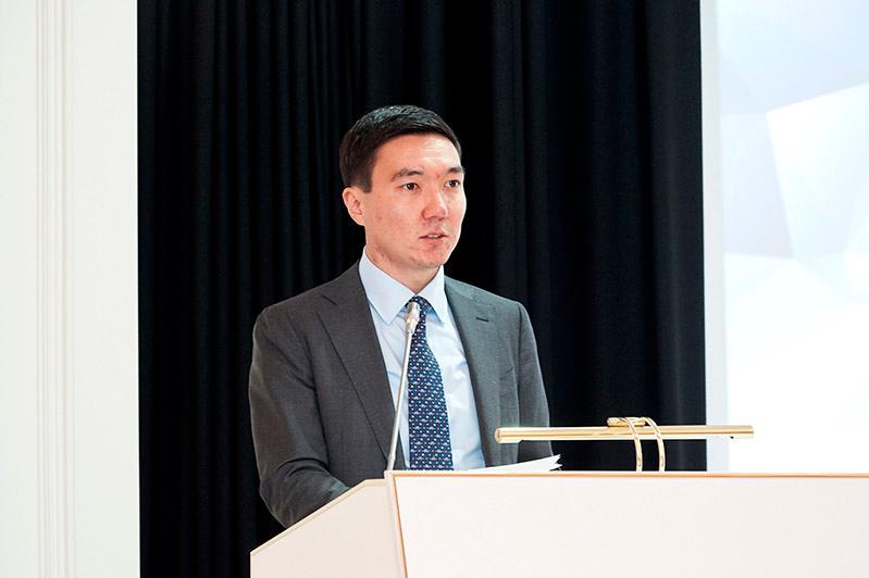 Бірқатар екінші деңгейлі банктердің ақпараттық жүйелерімен біріктіру жүргізілді - Алмат Мадалиев