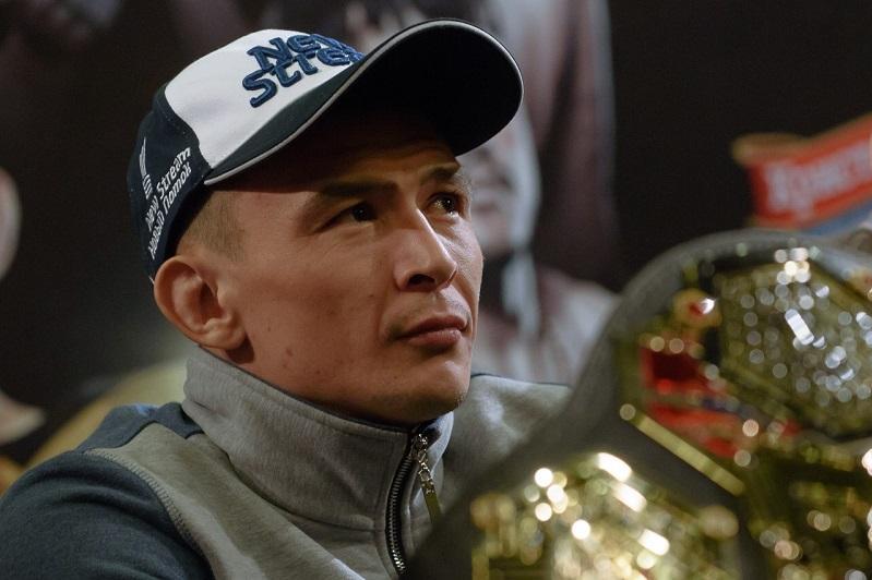 UFC-degi qazaq Damır Ysmaǵulov: Kelesi jekpe-jegim kóktemde ótedi