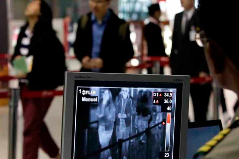 Қытайда тараған вирусқа байланысты Алматы әуежайында жолаушылар жіті тексеріліп жатыр