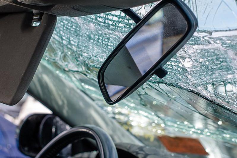 Лобовое столкновение автомобилей в ВКО: четыре человека погибли