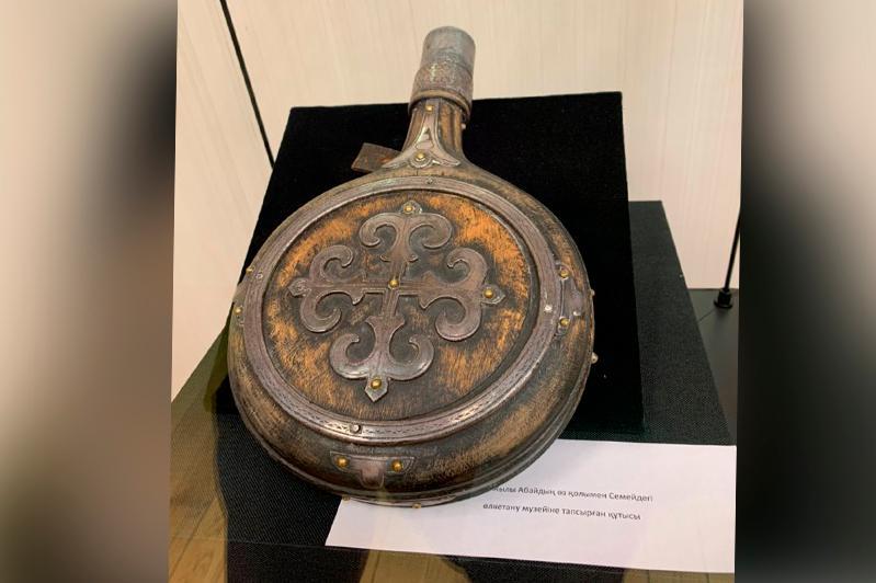 Выставку личных вещей Абая планируют провести в Нацмузее РК