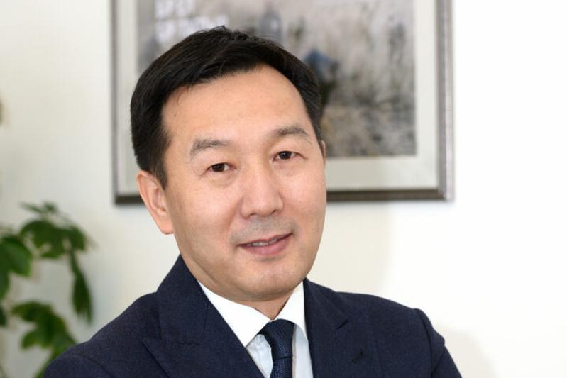 Канат Джумабаев назначен исполнительным директором Фонда Первого Президента РК
