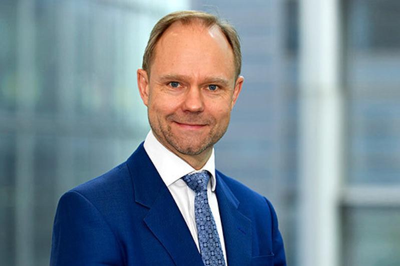EBRD appoints André Küüsvek as Managing Director, Central Asia