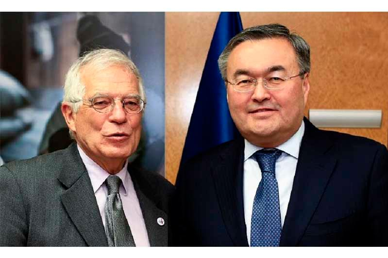 Kazakhstan-EU relations entering a new stage