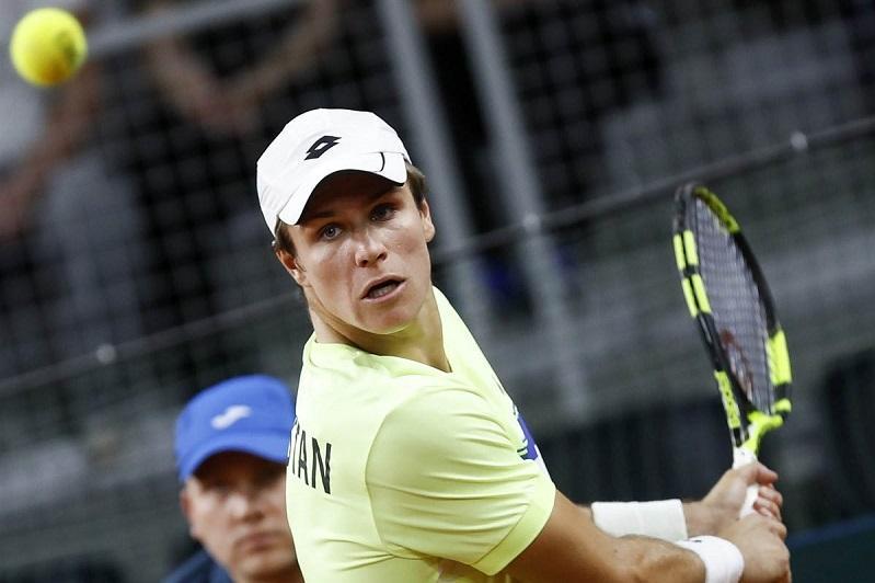 Теннис: Попко Аустралия чемпионатының негізгі турниріне өте алмады