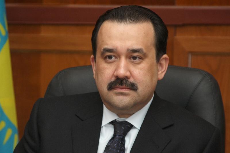 马西莫夫当选哈萨克斯坦武术协会荣誉主席