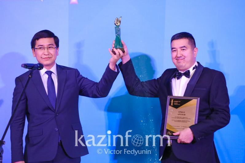 Победителей премии «Народный любимец» наградили в Нур-Султане