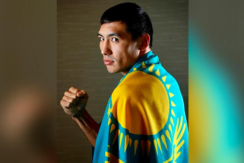Jánibek Álimhanuly WBC reıtınginde úzdik ondyqqa kirdi