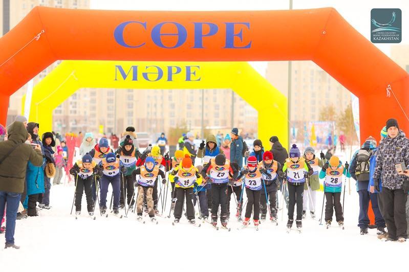 Детский фестиваль снега пройдет в Центральном парке столицы