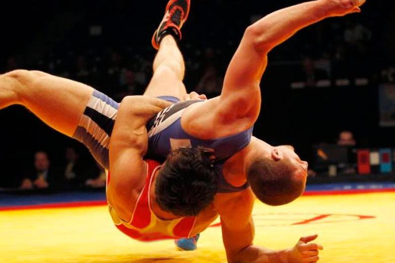 Казахстанские вольники завоевали первую медаль на рейтинговом турнире в Италии