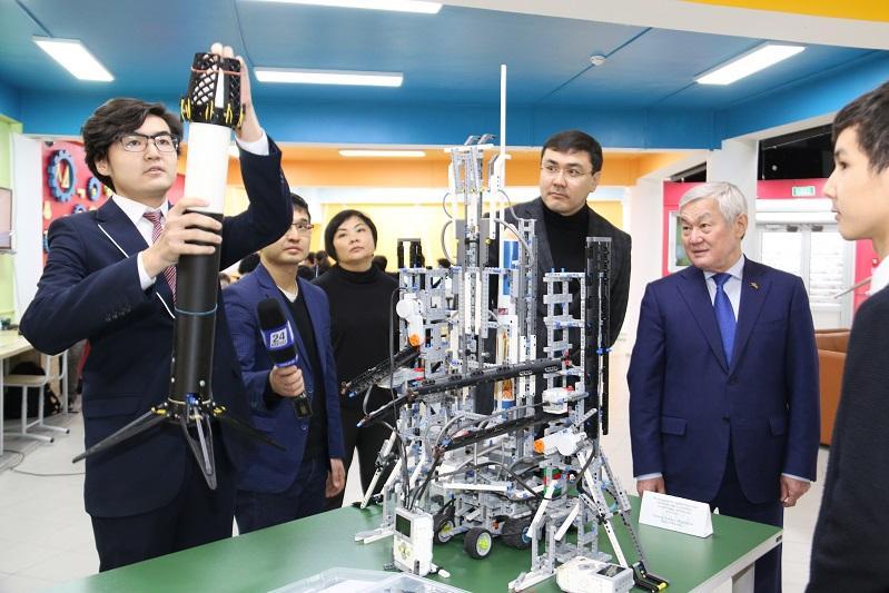 Kazakhstan to pilot rural education improvement project